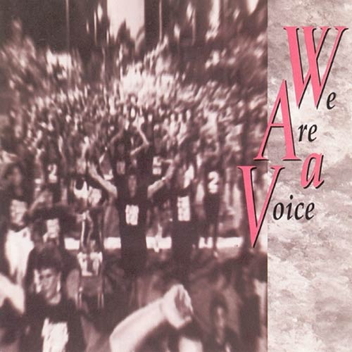 We Are a Voice (mp3 download)