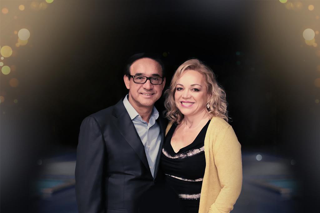 Pastors Cesar & Claudia