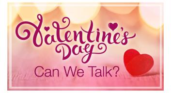 Valentine Day 2016
