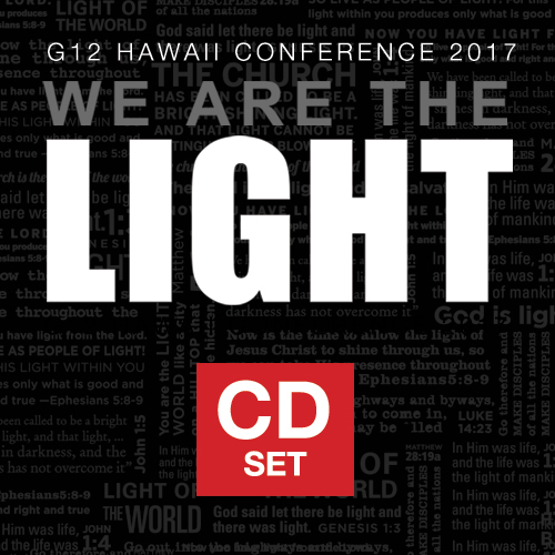 G12 Hawaii Conference 2017 – CD Set