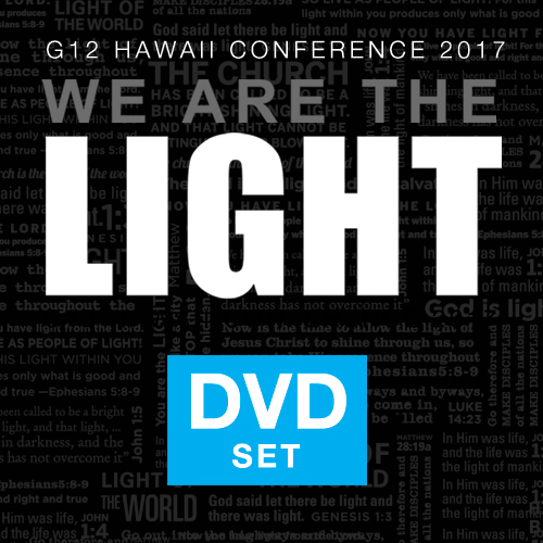 G12 Hawaii Conference 2017 – DVD Set