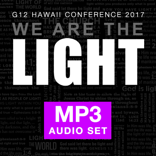 G12 Hawaii Conference 2017 – MP3 Audio Download