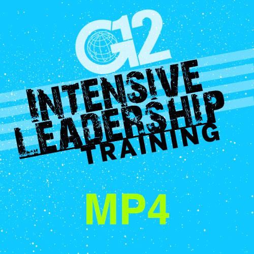 G12 Hawaii Intensive Leadership Training – MP3 Video Download